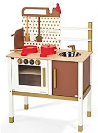 janod 4506520 maxi küche chic 8 accessoires