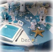 decoration de table mariage theme la mer meilleur de photos