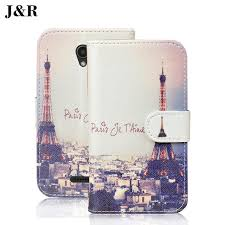 Cartoon case for Lenovo A Plus A1010A20 leather case Painting Stand Holder Card cover