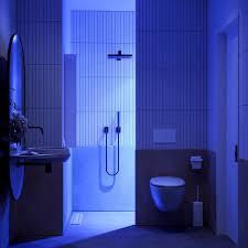Bathroom Kohler White Acrylic Oval Freestanding Tub With