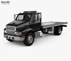 100 3d Tow Truck Games Sterling Acterra 2002 3D Model Vehicles On Hum3D
