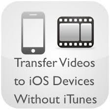Transfer Videos Other Media to iPhone or iPad Without iTunes