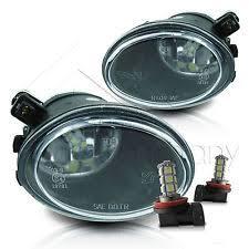 e46 led fog lights ebay