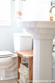 Small Bathroom Ideas: Clever Organizing And Design Ideas - Balancing ... Bathroom Bath Design Ideas Remodel Rooms Small 6 Room Brightening Tips For Tiny Windowless Bathroom Ideas Small Decorating On A Budget 17 Your Inspiration Trend 2019 10 On A Budget Victorian Plumbing Basement Low Ceiling And For Space Genius Updates Chatelaine 36 Amazing Designs Dream House Bathtub 3 Using Moroccan Fish Scales Mercury Mosaics Smallbathroomideas510597850 Icreatived 5 Smart Victoriaplumcom