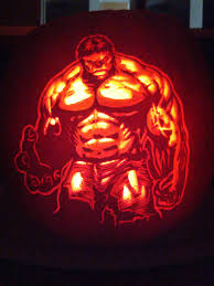 Superhero Pumpkin Carving Kit by Marvel Superhero Pumpkins Are Here To Save Your Halloween