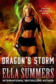 Dragons Storm Book Cover