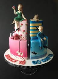 100 Two In One Birthday Cakes In One Fondant Cake Ideas In 2019 Birthday