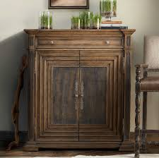 100 Hill Country Interiors Hooker Furniture Timeworn Saddle Brown Anthracite Black Cypress Mill Accent Chest