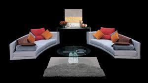 sofa halbrund sensation il loft