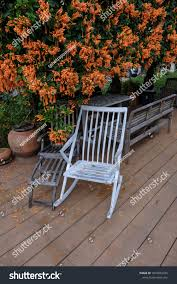 White Wooden Rocking Chair Terrace Stock Photo (Edit Now ... Front Porch Of House With White Rocking Chairs On Wooden Two Wood Rocking Chair Isolate Is On White Background With Indoor Chairs Grey Wooden Northbeam Acacia Outdoor Stock Image Yellow Fniture Club By Trex In Photo Free Trial Bigstock Small Old Toy Edit Now Karlory Porch Rocker 100 Pure Natural Solid Deck Patio Backyard Living Room Black Isolated