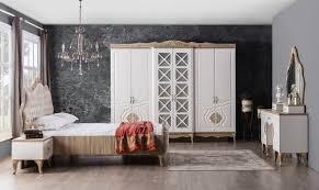weltew barock schlafzimmer balat 6 teilig 160x200 cm yatego