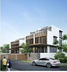 100 Terrace House In Singapore Holland Grove New SemiD 598m Residential Properties