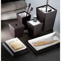 Mercury Glass Bathroom Accessories by Interior Design For Bathroom Accessories Hardware The Mine In