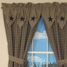 great primitive curtains for living room and country style