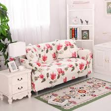 Stretch Slipcovers For Sofa by Online Get Cheap Floral Sofa Slipcover Aliexpress Com Alibaba Group