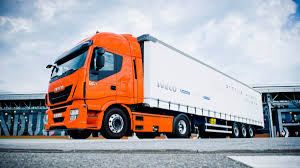 100 Iveco Truck Diesel Trucks Are Greener Compared To LNG Trucks