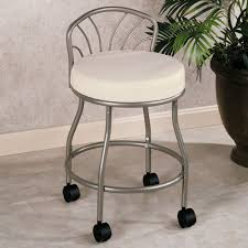 Bathroom Design : Flare Back Powder Coat Nickel Finish ... Vanity Stool And Benches Great Chair With Wheels Nice 75 Most Killer Decoration Ideas Inspiring Look Of Modern Stools Wood Concrete Bench Outdoor 26 Fniture Stylish Accent Upholstered To Match Home Decor Interesting Rolling Inspiration As Bathroom Design Back Combine Glamorous Swivel 20 The Best For Makeup Ikea Cheap Clear Antique Alex Drawer Unit White Chairs For Creative Vintage Hollywood Regency Chic