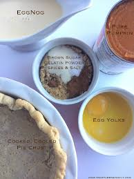 Pumpkin Pie Without Crust And Sugar by No Bake Eggnog Pumpkin Pie Together As Family