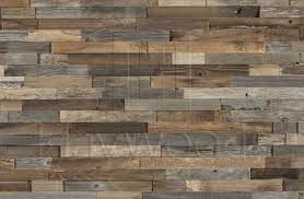 HRC1980 Vertical Reclaimed Spruce Cladding Interlocking System Genuine