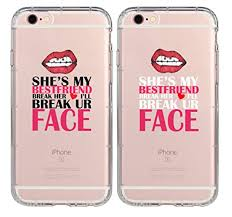 Amazon iPhone 7 Plus Couples Cases Break Her Heart I ll Break