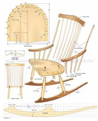 Free Woodworking Plans For Rocking Chair ~ Woodworking New Albany Rocking Chairs Patio The Home Depot Decker Chair Reviews Allmodern New Trends Rocking Chairs In Full Swing Actualits Belles Demeures Shop Nautical Wood Free Shipping Today Overstock Solid Oak Plans Woodarchivist Parts Of A Hunker Outdoor Wooden Chair Plans Ana White Glider Red Barrel Studio Cinthia Wayfair Design Guidelines How To Make An Adirondack And Love Seat Storytime By Hal Taylor