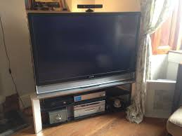 Sony Sxrd Lamp Replacement Instructions by Sony Bravia Kds55a2000 Sxrd 1080p Rear Projection Television With