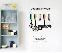 Italian Kitchen Wall Decals Quotes