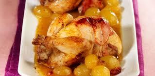 cuisiner des cailles en cocotte cailles en cocotte au raisin et au cognac facile et pas cher