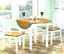 Small Table And Chairs Fantastic Drop Leaf Dining