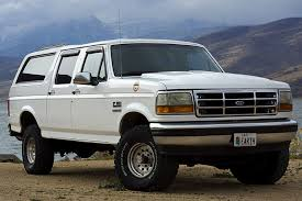 100 Ford 4 Door Truck This Is The Fourdoor Bronco You Didnt Know Existed
