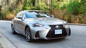 2017 Lexus IS 350 AWD F Sport Test Drive Review