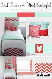 Lilly Pulitzer Bedding Dorm by Best 25 Coral Dorm Ideas On Pinterest College Bedding
