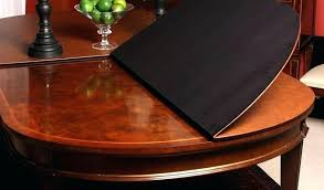 Coffee Table Protector Dining Room Pads Glass Floor