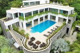 maison de luxe minecraft villa de luxe avec piscine et vue sur mer à louer à kamala phuket
