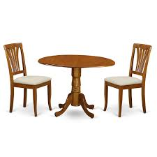 Wooden Importers Dublin 3 Piece Dining Set Reviews