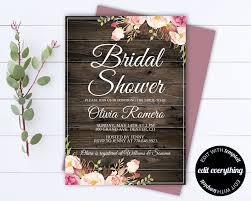 40 best Bridal Shower Invitations images on Pinterest