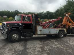 2001 VULCAN WRECKER WRECKER TOW TRUCK FOR SALE #438400