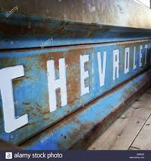 100 63 Chevy Truck Old Tailgate Stock Photos Old Tailgate