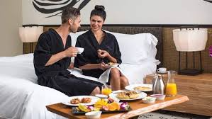 Dine In Room Service by In Room Dining