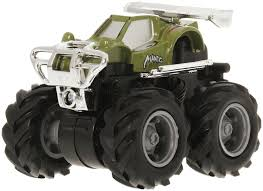 100 Mini Monster Truck Toys Die Cast 00547 By New Ray Walmartcom