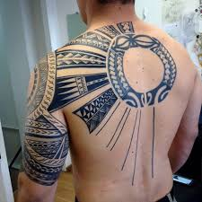 150 Most Popular Tribal Samoan Tattoos March 2018