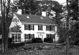 Dresser Palmer House Haunted by The Ancient Houses Of Rowley Massachusetts U2013 Historic Ipswich