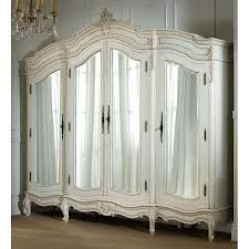 bedroom superb armoire for clothes wardrobe bed white wooden
