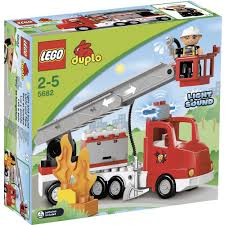LEGO® Duplo® 5682 Fire Truck From Conrad.com Lego Duplo 5682 Fire Truck From Conradcom Amazoncom Duplo Ville 4977 Toys Games City Town Fireman 2007 Sounds Lights Lego Station Funtoys 10592 Ugniagesi 6168 Bricks Figurines On Carousell Finnegans Gifts Baby Pinterest Trucks Year 2015 Series Set Fire Truck With Moving 10593 5000 Hamleys For And 4664