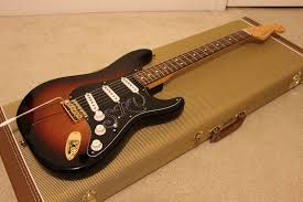 Get The Guaranteed Best Price On Solid Body Electric Guitars Like Fender Custom Shop Stevie Ray Vaughan Lenny Guitar