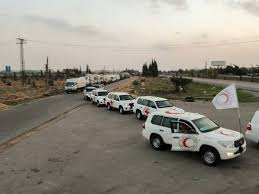 Syrian Red Crescent On Twitter: