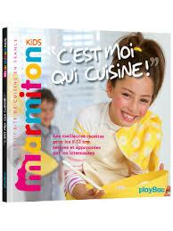 livre cuisine marmiton c est moi qui cuisine marmiton chez playbac