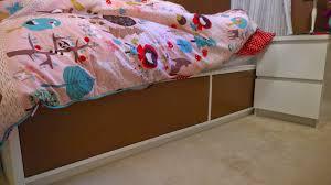 Ikea Flaxa Bed by La Petite Maison Dans La Prairie Ikea