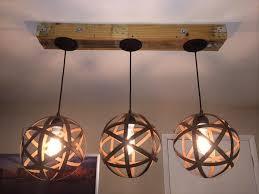 Pallet Lighting Fixtures Home Design Load Residential