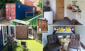 100 Living In Container Airbnb In A Converted Shipping Container Dubbed An